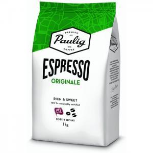 Кофе Espresso Originale зерно 1 кг Paulig