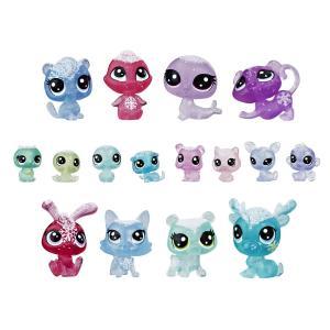 Игровой набор  Холодное царство 16 петов Littlest Pet Shop