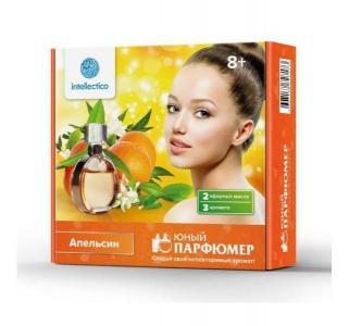 Набор для творчества  Юный парфюмер: мини Апельсин Intellectico