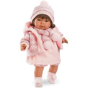 Кукла  Карла 42 см со звуком Llorens