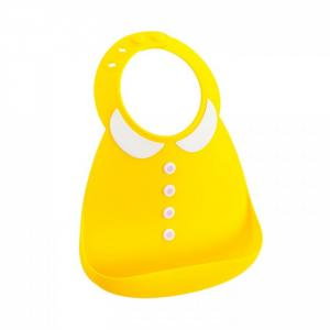 Нагрудник  3 Baby Bib Peter Pan Collar Make my day