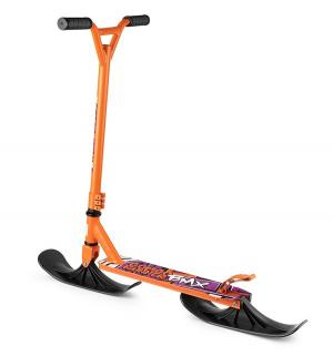Снегокат-самокат Combo Runner BMX , цвет: оранжый Small Rider