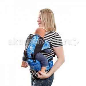 Рюкзак-кенгуру  Хипсит со спинкой SlingMe