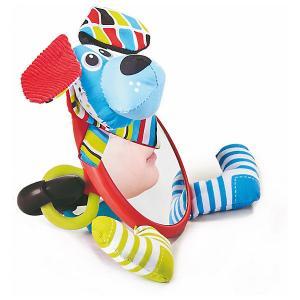 Игрушка-зеркальце  Собачка Yookidoo. Цвет: разноцветный