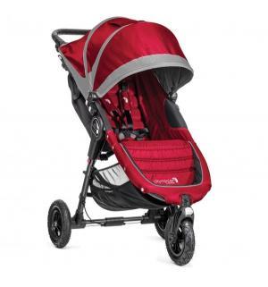 Прогулочная коляска  City Mini GT с бампером Belly bar mounting brackets, цвет: crimson Baby Jogger
