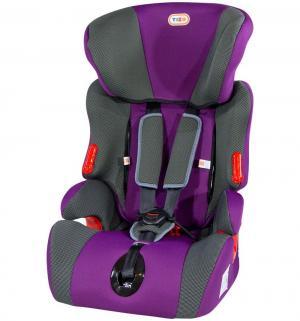 Автокресло  Simple, цвет: фиолетовый/карбон Tizo