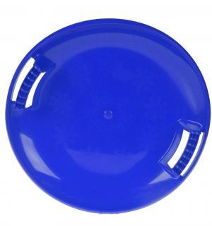 Санки , цвет: синий Пластик