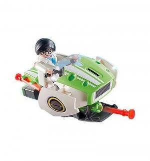 Конструктор  Супер 4 Скайджет Playmobil