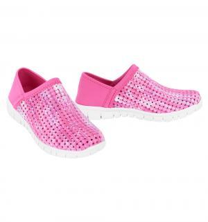 Кроссовки , цвет: розовый Escan