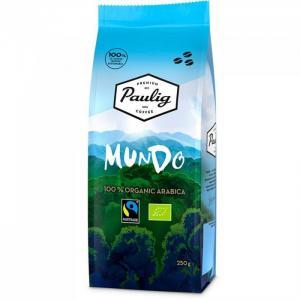 Кофе Mundo зерно 250 г Paulig