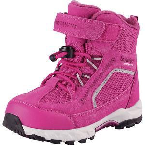 Утепленные ботинки LASSIE Carlisle tec. Цвет: розовый