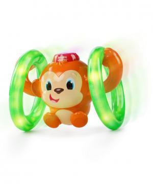 Развивающая игрушка Обезьянка на кольцах Baby Trend