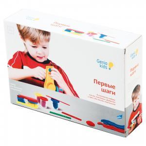 Набор для детской лепки Первые шаги Genio Kids