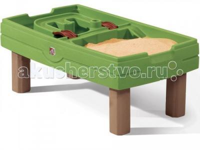 Столик-песочница для игр с песком и водой 787800 Step 2