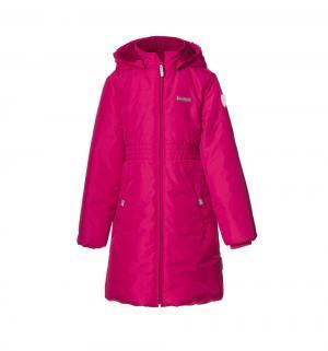 Пальто  Канадский плющ, цвет: розовый Premont