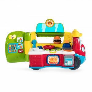 Говорящая игрушка Фургон-кухня Chicco