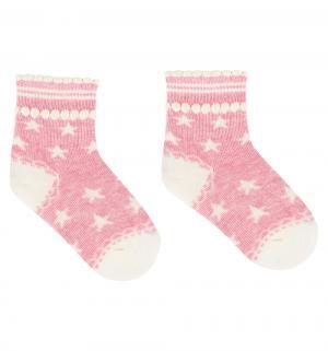 Носки , цвет: розовый Rusocks