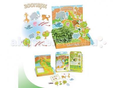 Детский набор для выращивания Зоопарк Happy Plant