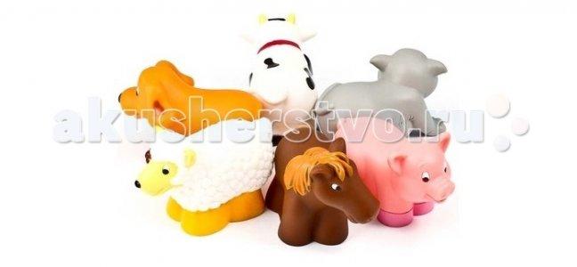 Игрушки для ванны Животные на ферме Battat