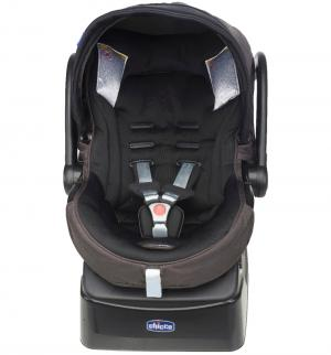 Автокресло  Auto-Fix Fast Baby, цвет: night Chicco