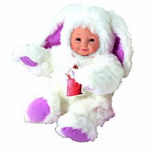 Мягкая игрушка  Детки-зайчики 43 см Unimax