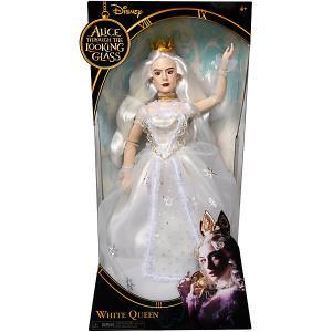 Классическая кукла Белая Королева, Алиса в Зазеркалье Jakks Pacific
