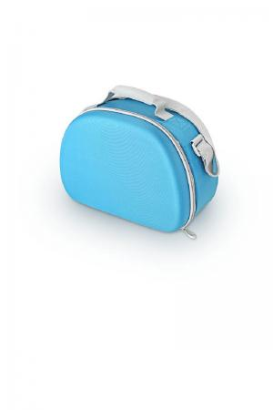 Сумка-термос  Beauty series EVA Mold kit Silver, цвет: голубой Thermos