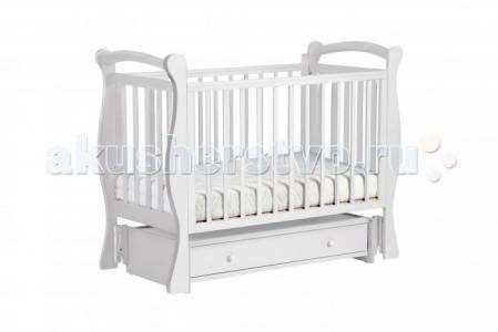 Детская кроватка  БИ 57 Кубаночка-7 маятник универсальный Кубаньлесстрой
