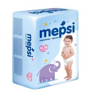 Подгузники-трусики  (12-22 кг) 38 шт. Mepsi