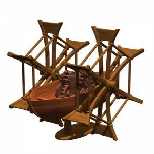 Изобретение Леонардо Да Винчи DV008 Edu-Toys