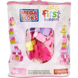 Конструктор  60 деталей Mega Bloks