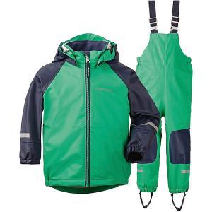 Комплект Didriksons Stormman: куртка и полукомбинезон DIDRIKSONS1913. Цвет: зеленый