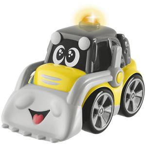 Машинка для малышей Chicco Dozzy. Цвет: желтый