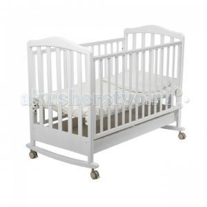 Детская кроватка  Винни качалка 120х60 Papaloni