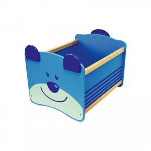 Ящик для хранения Медведь, Im Toy, синий I'm Toy