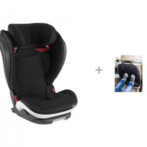 Автокресло  iZi Flex Fix i-Size с защитой сиденья из ткани АвтоБра BeSafe