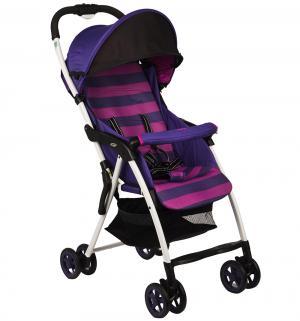 Прогулочная коляска  Magical Air, цвет: фиолетовый/черный Aprica