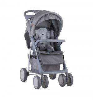 Прогулочная коляска  Foxy, цвет: серый Lorelli