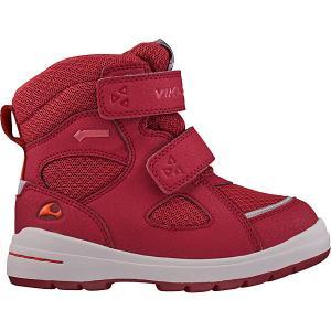 Утепленные ботинки Viking Ondur GTX. Цвет: красный