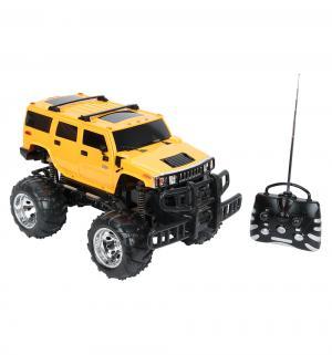 Машина на радиоуправлении  Hummer H2, цвет: желтый 1 : 12 GK Racer Series