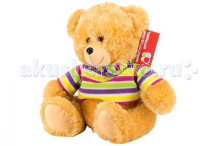 Мягкая игрушка  Медведь в футболке 37 см Нижегородская