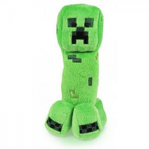 Мягкая игрушка  Крипер 18 см Minecraft