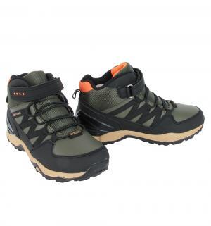 Ботинки , цвет: хаки Strobbs