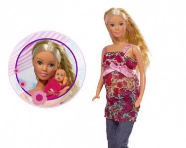 Кукла  беременная 29 см Steffi