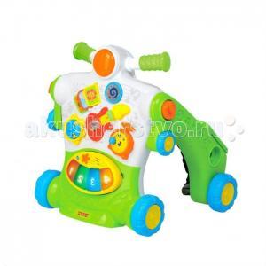 Ходунки  каталка Мопед Happy Kid Toy