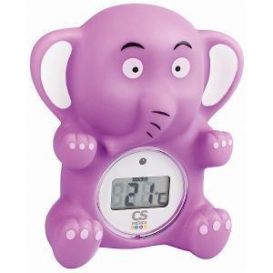 Термометр для измерения температуры воды и воздуха  Kids CS-81e CS Medica. Цвет: сиреневый