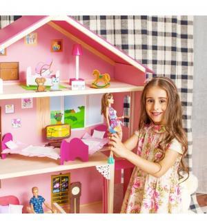 Дом для кукол  Мечта 140 см Paremo