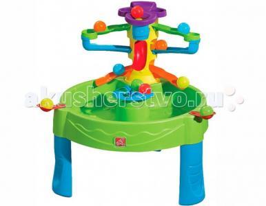 Столик-песочница игровой Три в одном Step 2