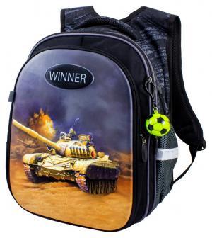 Рюкзак школьный  8008 29х17х38 см Winner