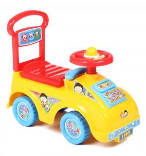 Каталка  1102, цвет: yellow Kids Rider